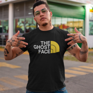 Wu The Ghost Face T Shirt