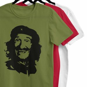 Che Guevara Barry Chuckle-Brothers Funny Novelty T-Shirt